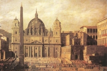 Вивиано Годацци. Собор Святого Петра
