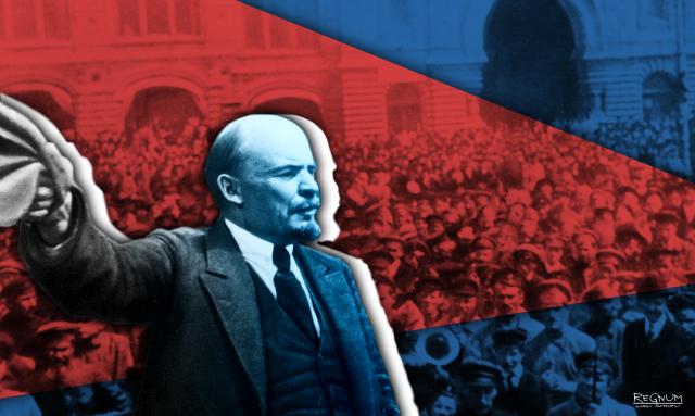Ленин. Революция