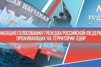 Круглый стол: «Организация голосования граждан Российской Федерации, проживающих на территории ЛДНР»