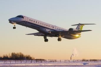 Самолет авиакомпании «Комиавиатранс»