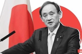 Премьер-министр Японии Ёсихида Суга