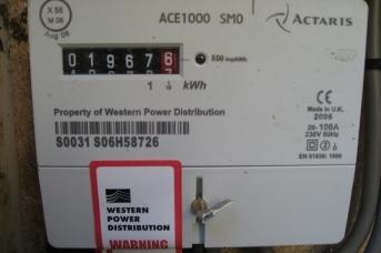 Счётчик электроэнергии