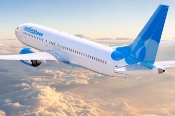 Самолет авиакомпании «Победа». Фото: facebook.com/pgpobeda.aero