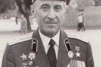 Павел Евдокимович Тарасенко