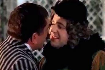 «Я тебя поцелую! Потом… Если захочешь!» Цитата из х/ф «Здравствуйте, я ваша тетя!». Реж. Виктор Титов. 1975. СССР