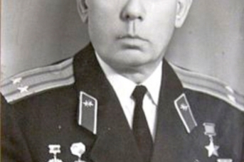 Михаил Семенович Ребров