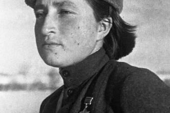 Мария Захаровна Щербаченко