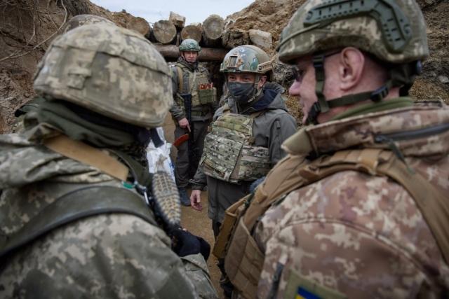 «Фашистская хунта испугалась?» — Зеленский заговорил о перемирии в Донбассе