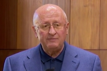 Директор института эпидемиологии и микробиологии имени Гамалеи Минздрава России Александр Гинцбург.