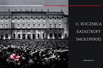 11-я годовщина Смоленской катастрофы