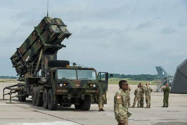 Американская система ПРО MIM-104 Patriot.defense.gov]