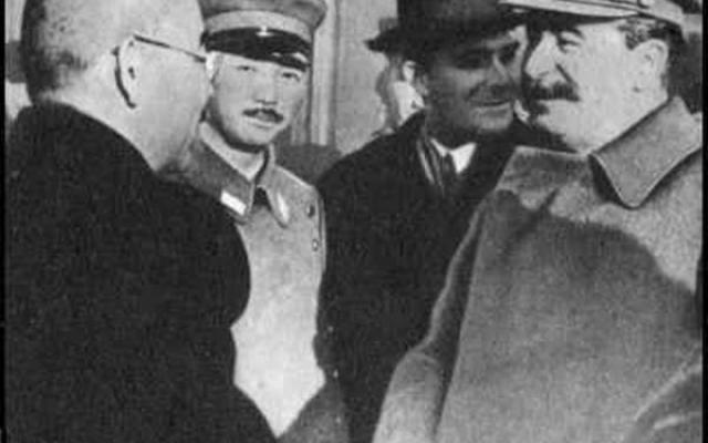 Фото после переговоров в Кремле