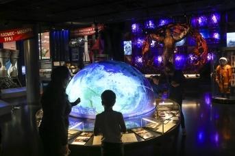 Выставка «Первый». Музей космонавтики. Москва