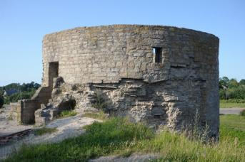 Башня крепости Копорье
