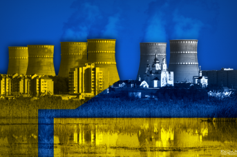 Мирный атом Украины