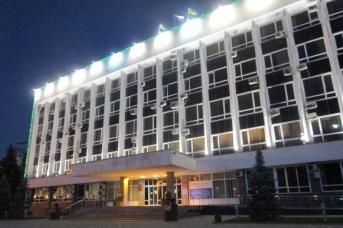 Здание администрации Краснодара