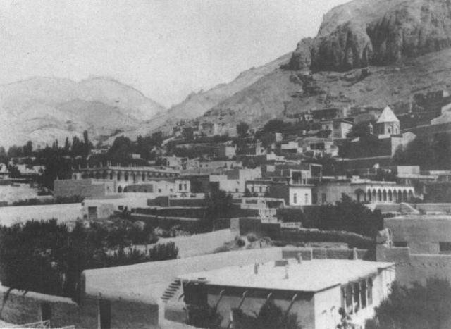 Агулис в начале 20 в