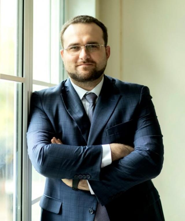 Александр Крутиков, бывший заместитель министра Минвостокразвития РФ