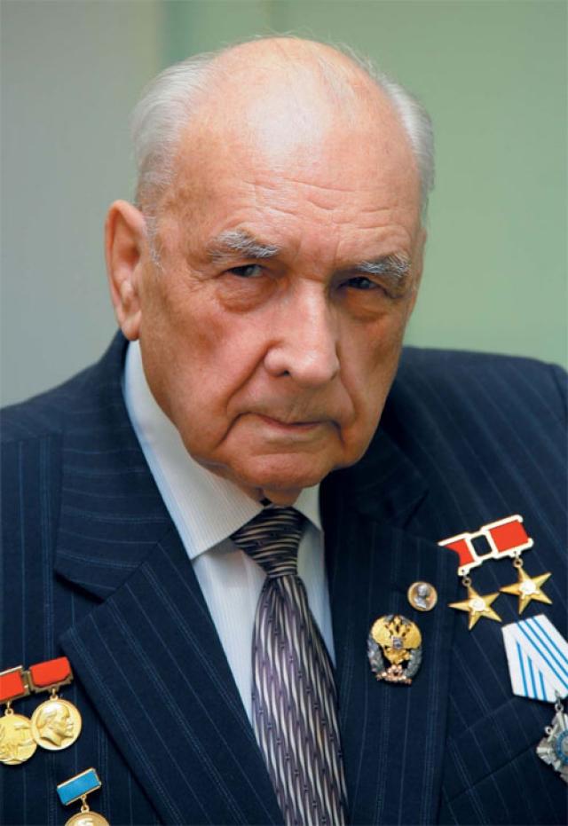 Сергей Никитич Ковалев, генеральный конструктор атомных подводных лодок, создатель АПЛ типа «Акула»
