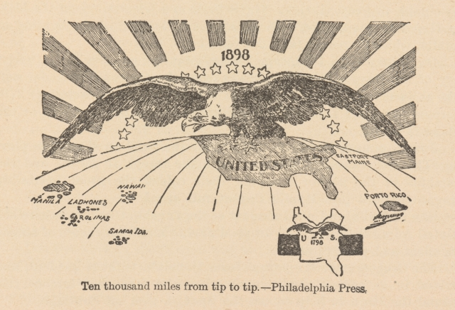Американский империализм