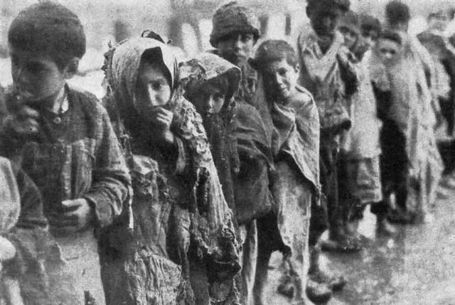 Геноцид армян. 1915