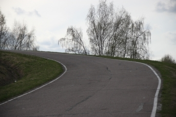 Олимпийская велотрасса в Крылатском. Andrey Filippov