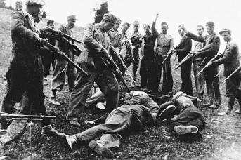 Геноцид сербов усташами-хорватами. 1943