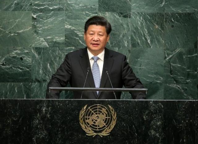 Выступление Си Цзиньпина в Генассамблеи ООН