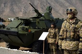 ВС Киргизии. President.kg