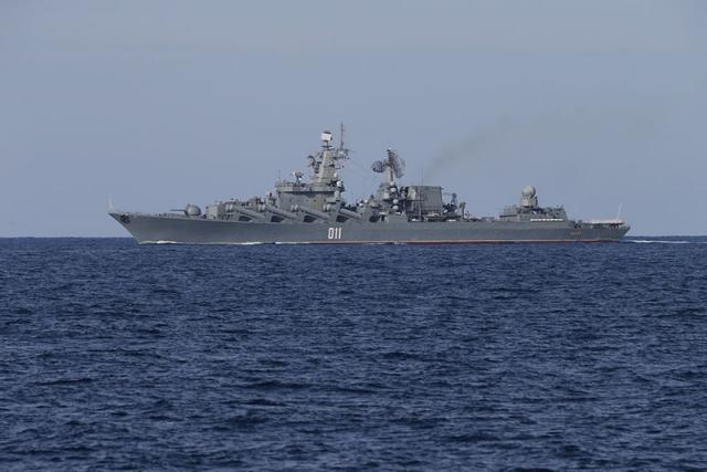 Ракетный крейсер Варяг