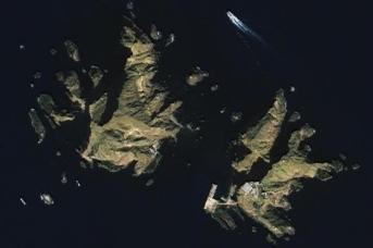 Острова Токто