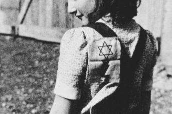 Девочка – узник хорватского концлагеря Ясеновац
