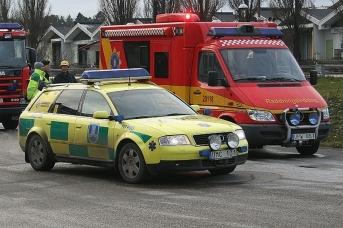Скорая помощь. Швеция