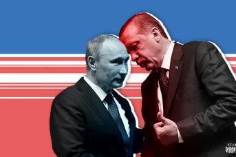 Владимир Путин и Реджеп Тайип Эрдоган. Иван Шилов © ИА REGNUM