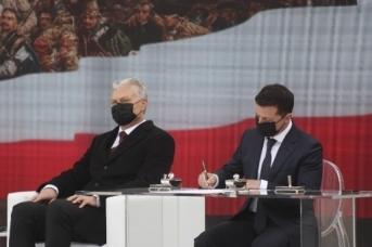 Приехать в Европу и «подписать чего-нибудь». Зеленский в Варшаве. President.gov.ua