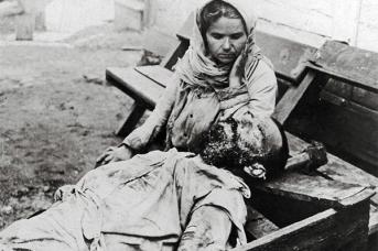 Последствия Кишиневского погрома. 1903