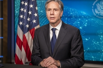Госсекретарь США Энтони Блинкен. U.S. Department of State