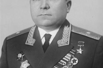 Дмитрий Степанович Ковешников