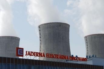 АЭС «Дукованы» в Чехии