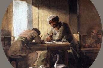 Торговля, Франсиско Гойя, холст, темпера, 1801 – 1805