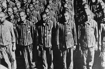 Евреи в концлагере Бухенвальд