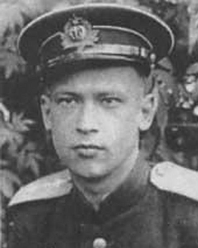 Евгений Терентьевич Цыганов