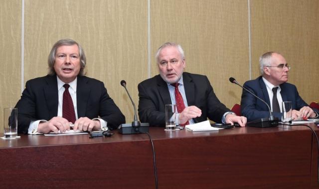 Сопредседатели Минской группу ОБСЕ по урегулированию карабахского конфликта