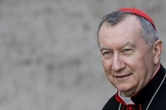 Государственный секретарь Святого престола кардинал Пьетро Паролин, Ut.ee