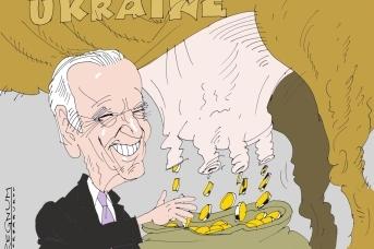 Байден и Украина