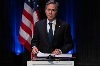 Госсекретарь США Энтони Блинкен, U.S. Department of State