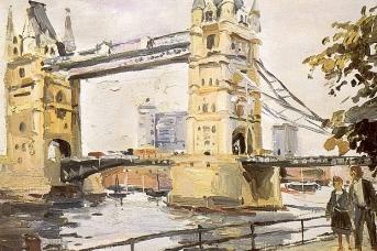Дмитрий Налбандян. Англия. Лондон