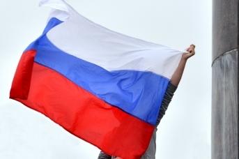 Флаг России. Юлия Карнаева © ИА REGNUM