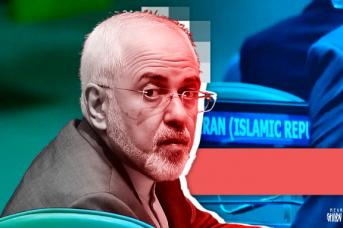 Министр иностранных дел Ирана Мохаммад Джавад Зариф, Иван Шилов © ИА REGNUM