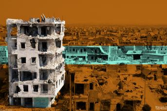Сирия, Иван Шилов © ИА REGNUM